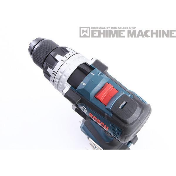 [新製品] BOSCH ボッシュ コードレスドライバードリル 本体のみ GSR 18V-85CH|ehimemachine|07