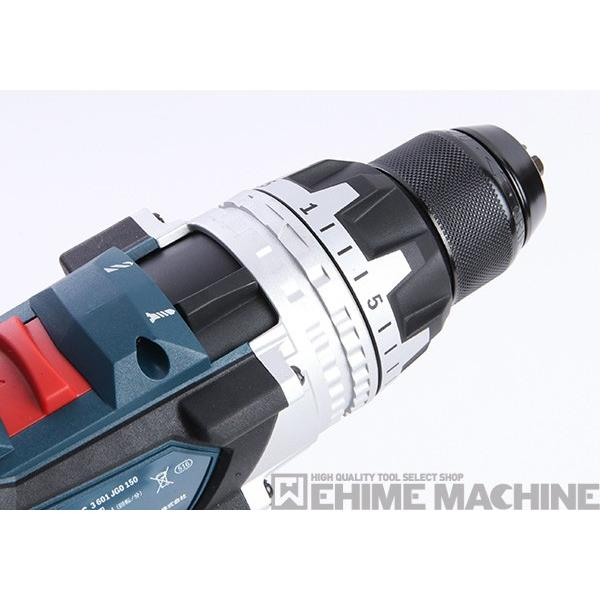[新製品] BOSCH ボッシュ コードレスドライバードリル 本体のみ GSR 18V-85CH|ehimemachine|08