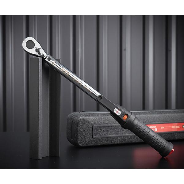 新商品 KTCGW050-039.5sq.プレセット型トルクレンチ10〜50N・m樹脂ケース付