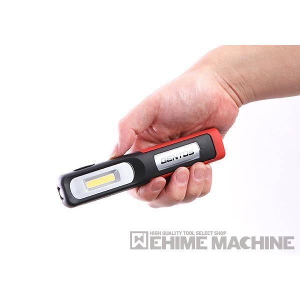 在庫有り GENTOS ジェントス ガンツ LEDワークライト GZ-001 作業灯|ehimemachine|02