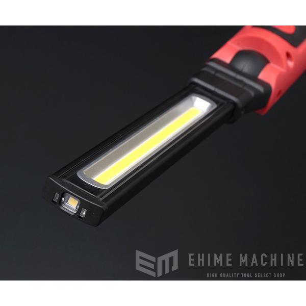 【在庫有】 GENTOS ジェントス ガンツ 500lm 充電式LEDワークライト GZ-203 作業灯|ehimemachine|04