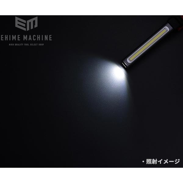 【在庫有】 GENTOS ジェントス ガンツ 500lm 充電式LEDワークライト GZ-203 作業灯|ehimemachine|06