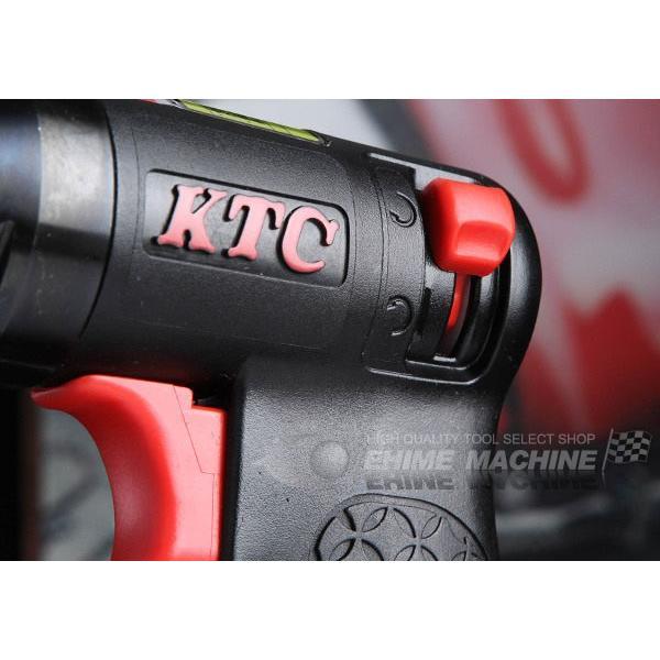 [新製品] KTC 強弱切替レバー付9.5sq.コンパクトエアーインパクトレンチ JAP130|ehimemachine|02