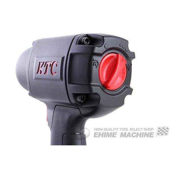 [新製品] KTC JAP438 12.7sq.インパクトレンチ|ehimemachine|05