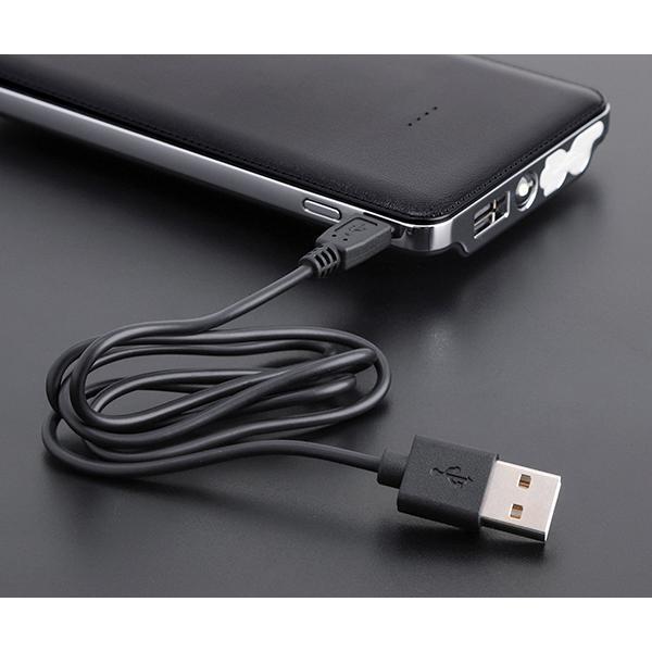 カシムラ 小型軽量 ジャンプスターター モバイルバッテリー KD-151 ehimemachine 05