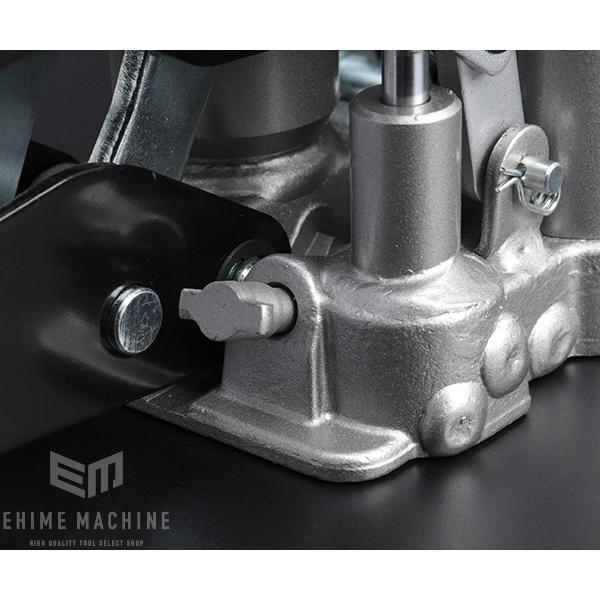 在庫有 マサダ 油圧式ジャッキ パンタグラフジャッキ 車載ケース付 MSJ-850|ehimemachine|03
