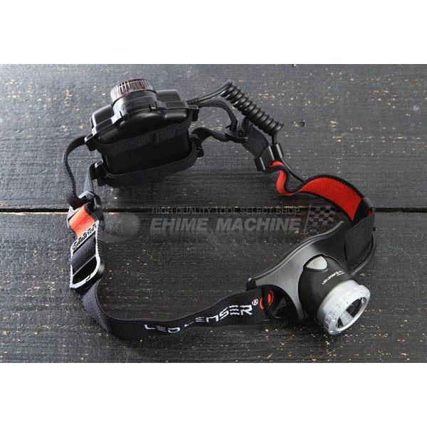 LEDLENSER LEDヘッドライト 250lm レッドレンザー H7.2 7297|ehimemachine|02