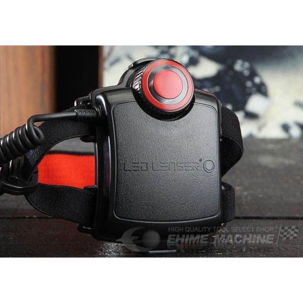 LEDLENSER LEDヘッドライト 250lm レッドレンザー H7.2 7297|ehimemachine|04