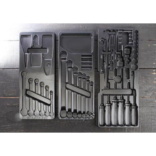 在庫少 KTC SKX0213専用樹脂成形トレイ(3枚セット) SK36810XT2[SK3650X用]コンビ採用|ehimemachine
