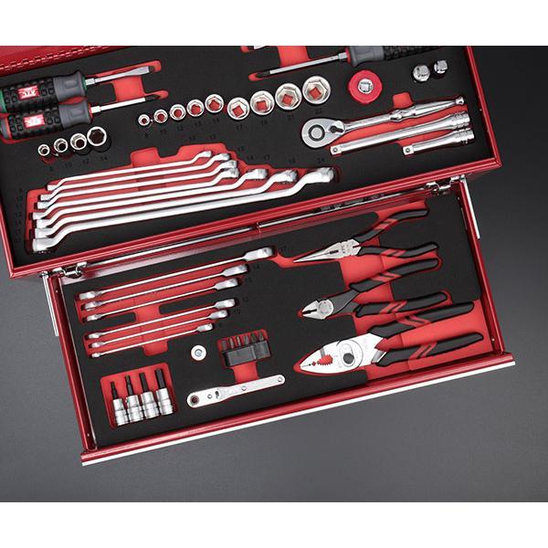 在庫有 KTC 工具セット 9.5sq. 67点ツールセット (豪華特典付) SK36718X ehimemachine 04