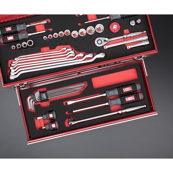 在庫有 KTC 工具セット 9.5sq. 67点ツールセット (豪華特典付) SK36718X ehimemachine 05