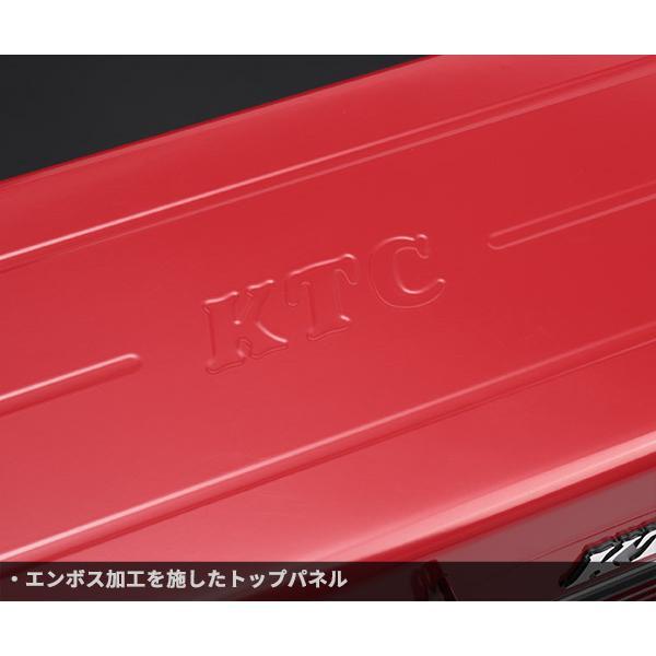 [今だけ卓上カレンダー付] 在庫有 KTC SKX0213(豪華特典付) ツールチェスト ソリッドレッド|ehimemachine|04