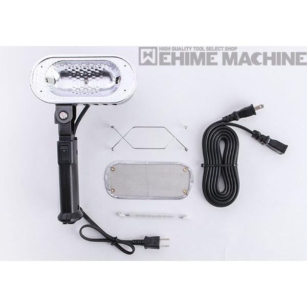 Shinyu ワイドヒーターII WH-1000|ehimemachine|02