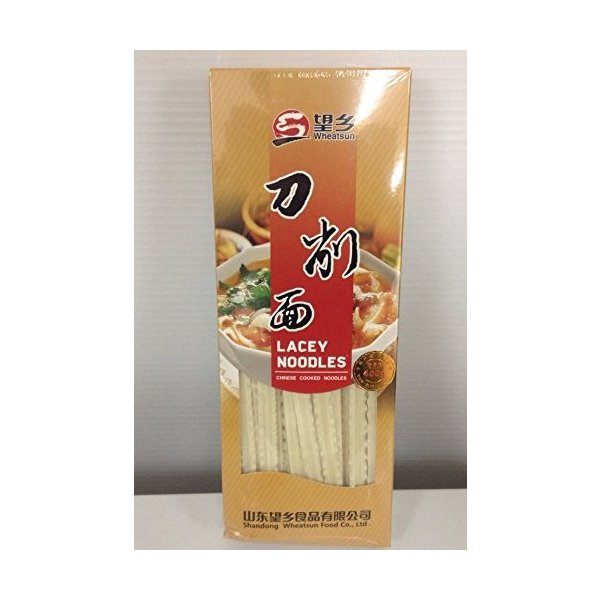 望郷 山西刀削面(花辺、寛) 刀削麺、400g、中華干しうどん、山西名物、自然食品|ehougen