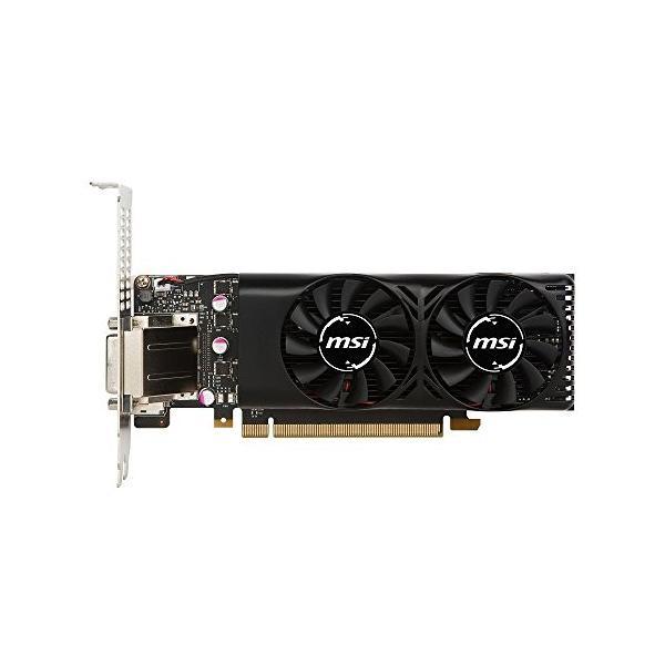 MSI GeForce GTX 1050 Ti 4GT LP グラフィックスボード LPモデル VD6238|ehtb-ys|02