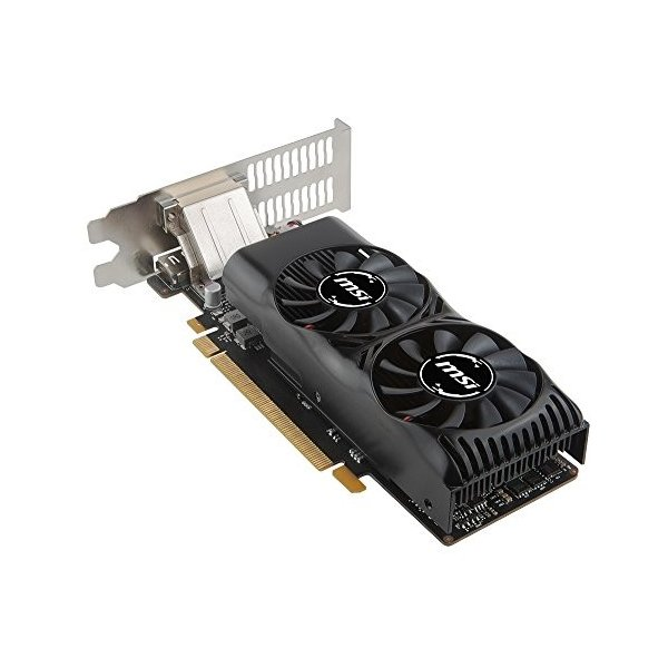 MSI GeForce GTX 1050 Ti 4GT LP グラフィックスボード LPモデル VD6238|ehtb-ys|03
