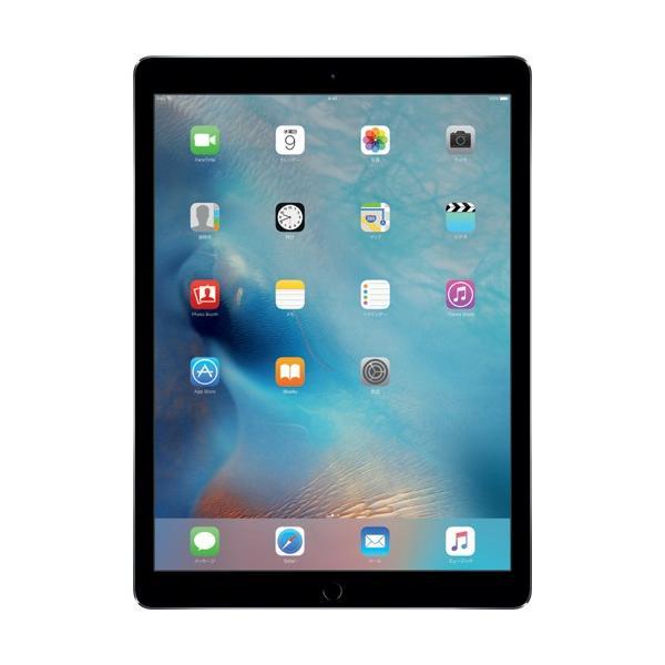 iPad Pro 12.9インチ Retinaディスプレイ Wi-Fiモデル ML0N2J/A (128GB・スペースグレイ)(2015)の画像
