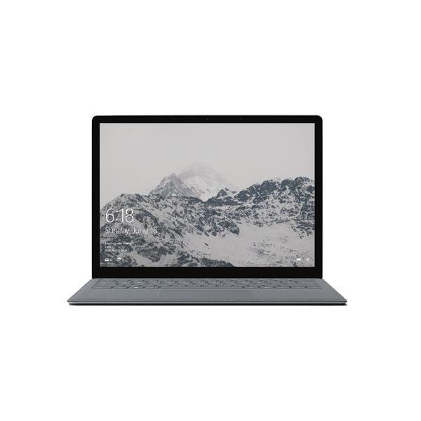 Microsoft DAP-00024 ノートパソコン Surface Laptop(サーフェス ラップトップ) プラチナ [13.5型 /intel Core m3 /SSD:128GB /メモリ:4GB /2018年5月モデル] 【台数限定】の画像