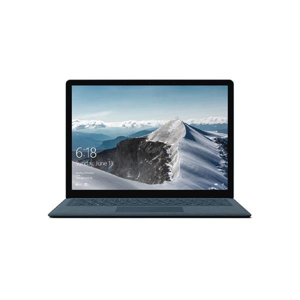 Microsoft DAL-00087 ノートパソコン Surface Laptop(サーフェス ラップトップ) コバルトブルー [13.5型 /intel Core i7 /SSD:512GB /メモリ:16GB /2018年2月モデル]の画像