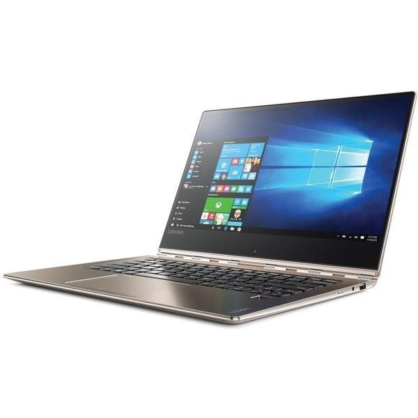 LENOVO 80VF0018JP ノートパソコン Yoga 910 シャンパンゴールド [13.9型 /intel Core i5 /SSD:256GB /メモリ:8GB /2017年1月モデル]の画像