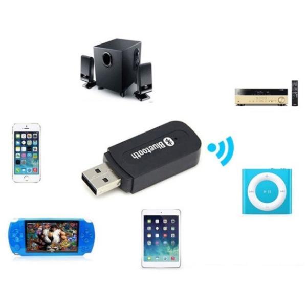 Bluetooth USB式 ミュージックレシーバー ワイヤレスオーディオレシーバー iPad iPhone スマホ bluetooth発信端対応 R1143-JH|eightray-shop|02