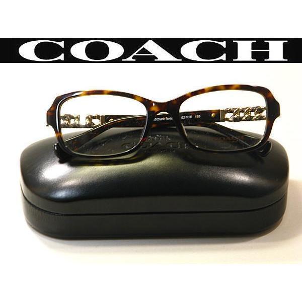 送料無料 ・コーチ【COACH】度付きレンズ付【HC6075QF-5120】ユニセックス メンズ レディース・フルリム・セル枠
