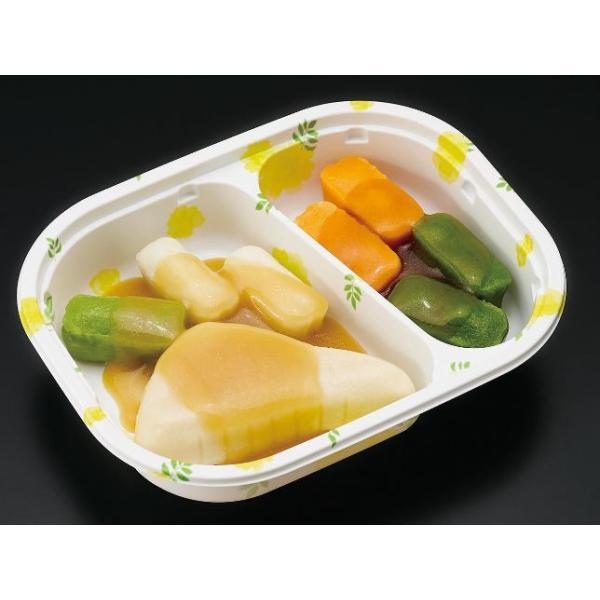 介護食 冷凍品 やさしいおかずセット 朝のムース食 白身魚の柚子味噌焼き 135g マルハニチロ