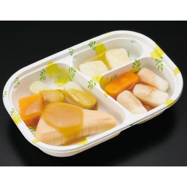介護食 冷凍品 やさしいおかずセット 鮭のチャンチャン焼き 165g マルハニチロ