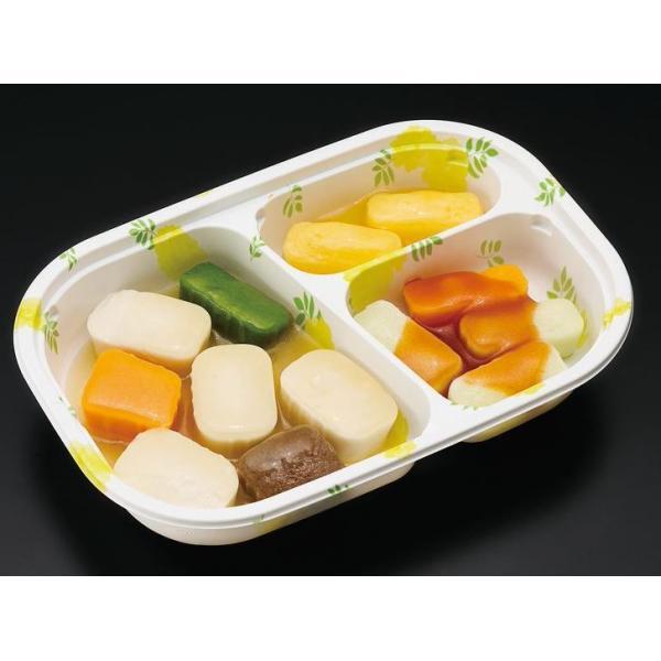 介護食 冷凍品 やさしいおかずセット 鶏肉の中華炒め 165g マルハニチロ