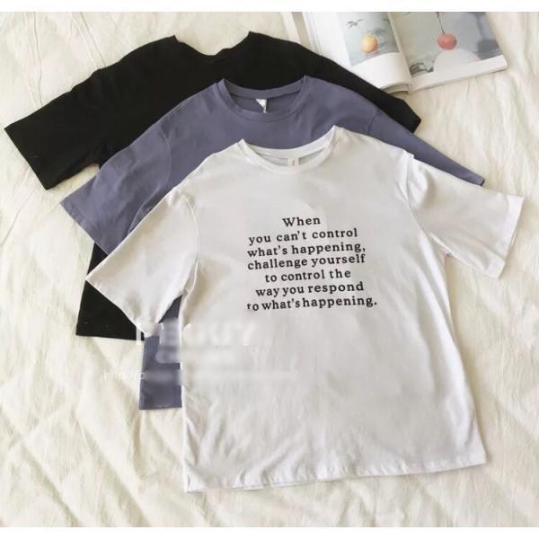 T シャツ レタリング
