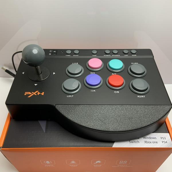 アケコン 10ボタン ゲーセン アーケードコントローラー PS4 スイッチ対応 eimies-osaka