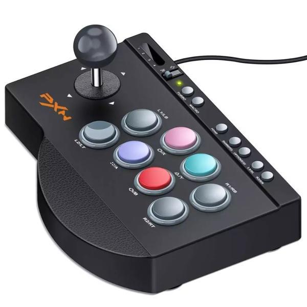 アケコン 10ボタン ゲーセン アーケードコントローラー PS4 スイッチ対応 eimies-osaka 02