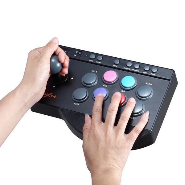 アケコン 10ボタン ゲーセン アーケードコントローラー PS4 スイッチ対応 eimies-osaka 04