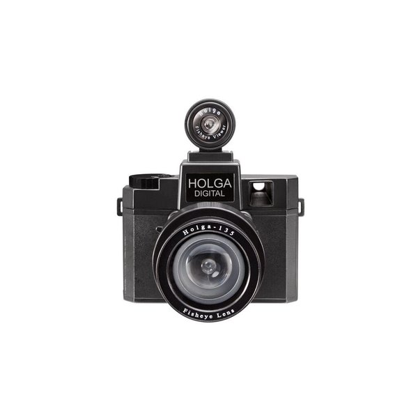 HOLGA Digital用魚眼レンズ【FEL-135】
