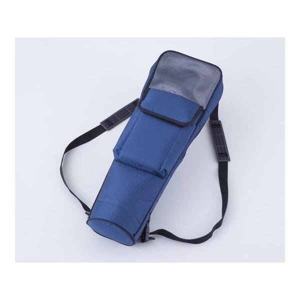 アズワン ナビス 携帯酸素ボンベバック 3WAYタイプ 300Lボンベ用 59110 (8-9701-01)