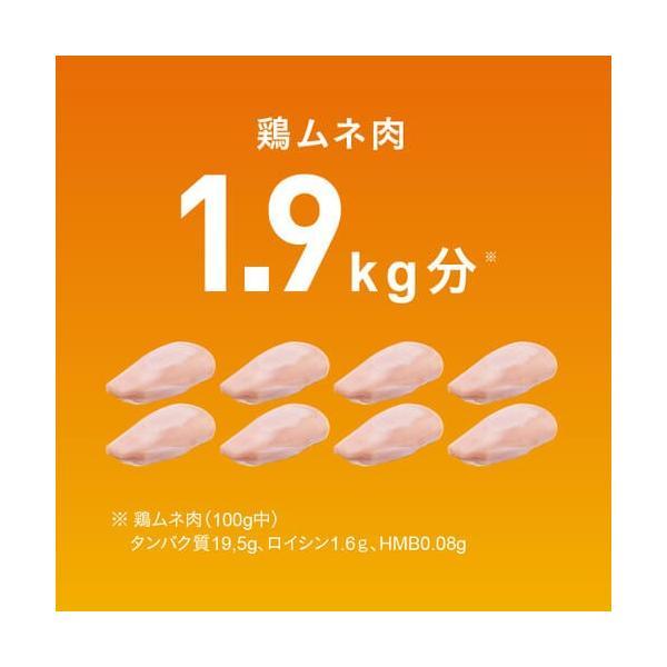 【消費期限2019年12月】HMB サプリメント 180粒  45,000mg 2個買うと1袋おまけ|eisin1|06