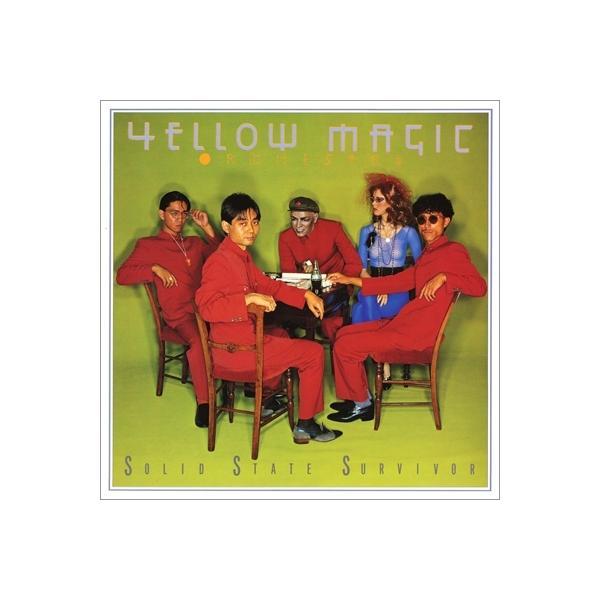 YELLOW MAGIC ORCHESTRA「ソリッド・ステイト・サヴァイヴァー」CD