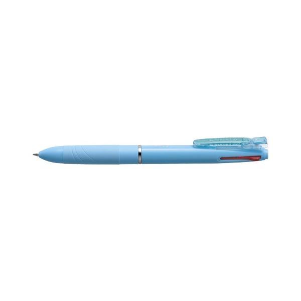 スラリ4C 0.5 [黒/青/赤/緑] 0.5mm ライトブルー B4AS11-LB