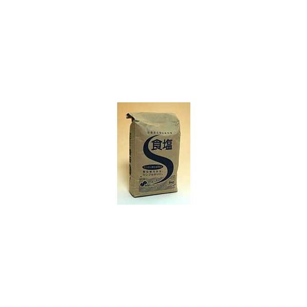 【送料無料】★まとめ買い★ 塩事業センター 食塩 5kg ×4個【イージャパンモール】