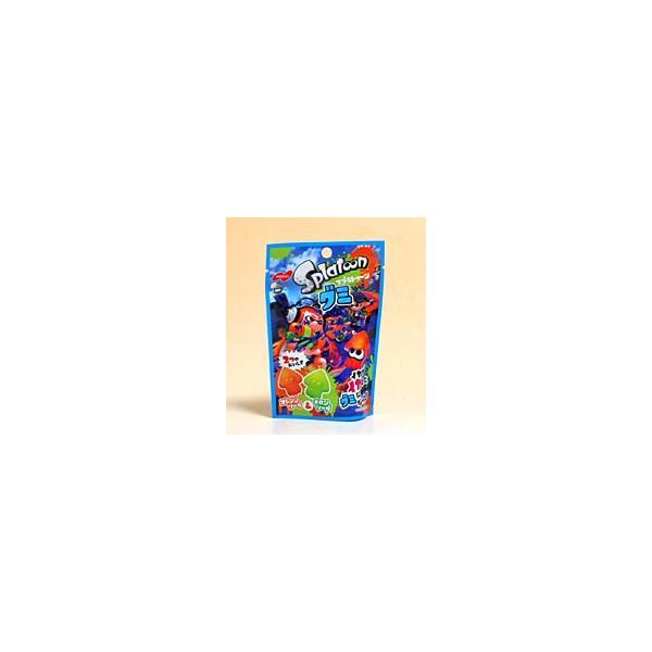 【送料無料】★まとめ買い★ ノーベル スプラトゥーングミ オレンジソーダ&メロンソーダ45g ×6個【イージャパンモール】
