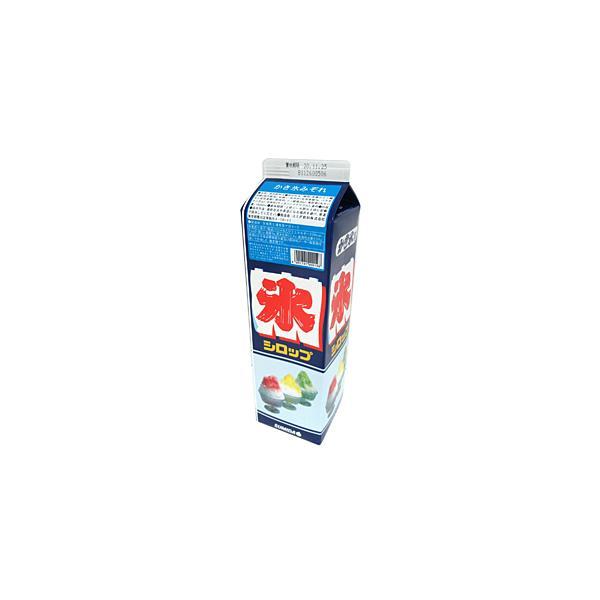 ★まとめ買い★ スミダ かき氷みぞれ 紙パック 1800ml ×8個【イージャパンモール】