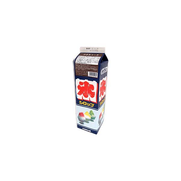 ★まとめ買い★ スミダ かき氷コーラ 紙パック 1800ml ×8個【イージャパンモール】
