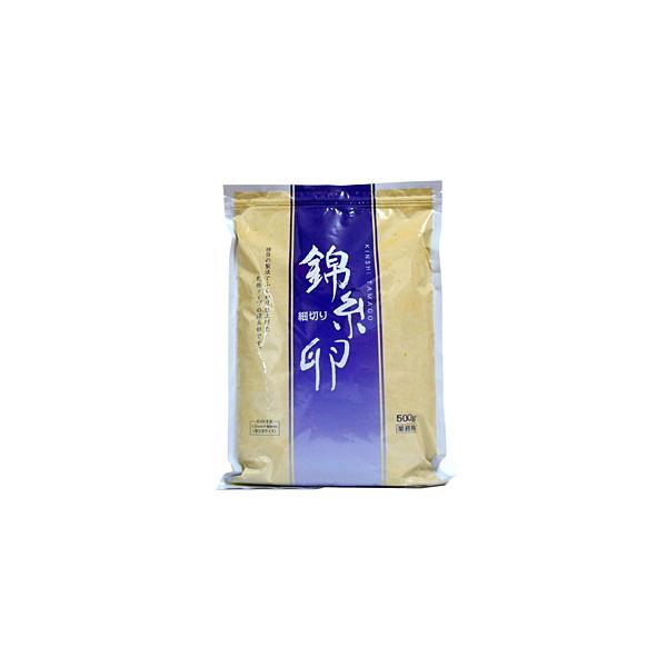 ★まとめ買い★ QP 錦糸卵 細 500g ×10個【イージャパンモール】