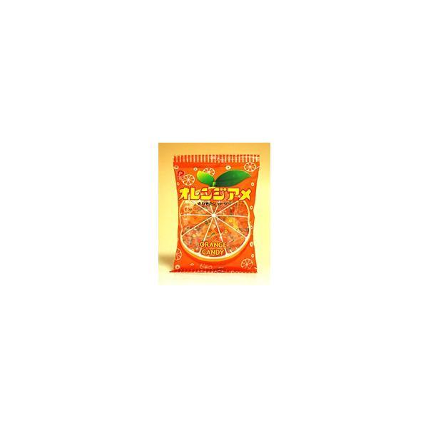 ★まとめ買い★ パイン オレンジアメ 120g ×10個【イージャパンモール】