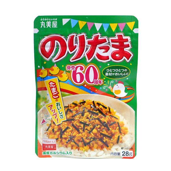 ★まとめ買い★ 丸美屋 のりたま28g ×10個【イージャパンモール】
