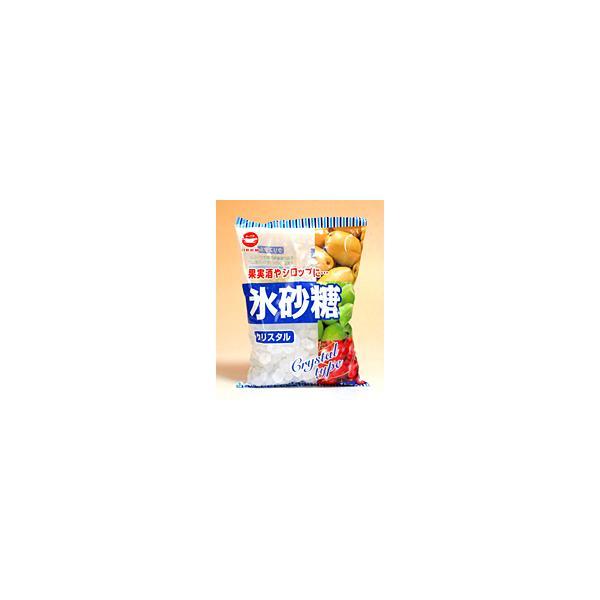 ★まとめ買い★ 日新 氷砂糖1kgクリスタル  ×10個【イージャパンモール】
