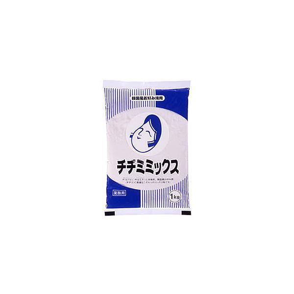 【送料無料】★まとめ買い★ オタフク チヂミミックス 1Kg ×10個【イージャパンモール】