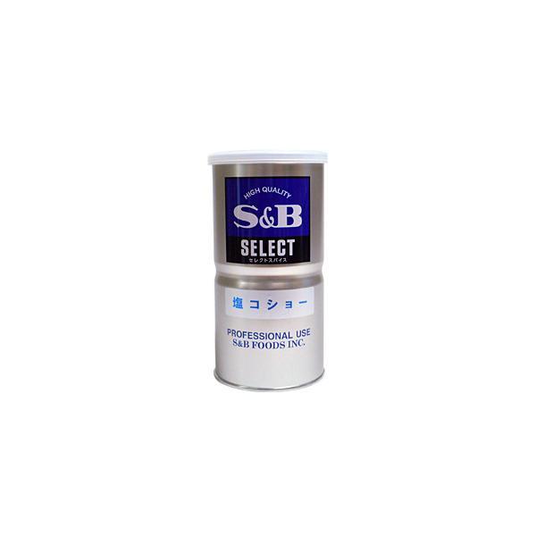★まとめ買い★ SB 塩コショー L缶 450g ×12個【イージャパンモール】