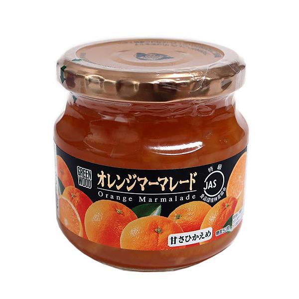 【送料無料】★まとめ買い★ GW JAS特級オレンジマーマレード280G ×12個【イージャパンモール】