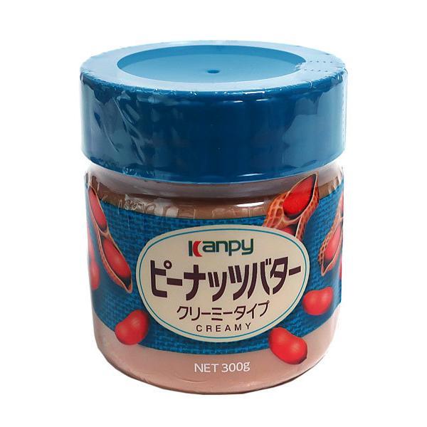★まとめ買い★ カンピー ピーナッツバタークリーミー300G ×12個【イージャパンモール】